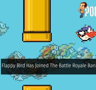 Flappy Bird Has Joined The Battle Royale Bandwagon 27