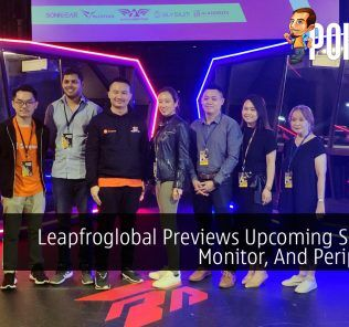 Leapfroglobal Previews Upcoming Speaker, Monitor, And Peripherals 27