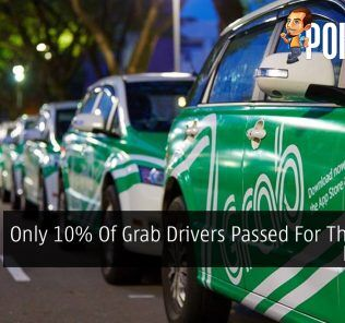 Only 10% Of Grab Drivers Passed For Their PSV Licence 27