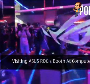 PokdeLIVE 15 — Visiting ASUS ROG's Booth At Computex 2019! 24