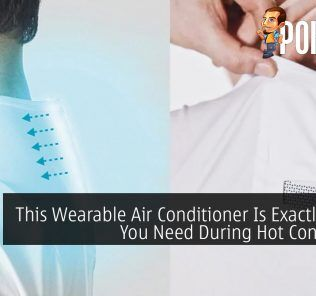 This Wearable Air Conditioner Is Exactly What You Need During Hot Conditions 31