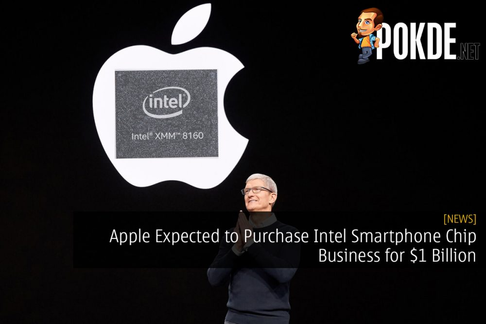 Apple Expected to Purchase Intel Smartphone Chip Business for $1 Billion 19