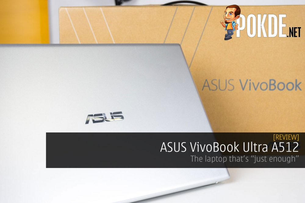 ASUS VivoBook Ultra A512 Review 26