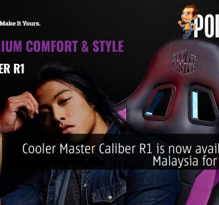 Cooler Master Caliber R1 is now available in Malaysia for RM999 26