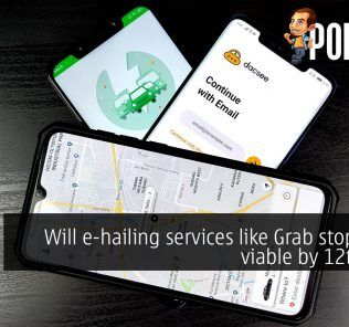 Will e-hailing services like Grab stop being viable by 12th July? 28