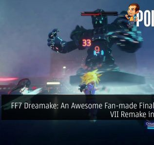 FF7 Dreamake: An Awesome Fan-made Final Fantasy VII Remake in Dreams