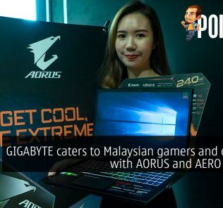 GIGABYTE caters to Malaysian gamers and creators with AORUS and AERO laptops 26