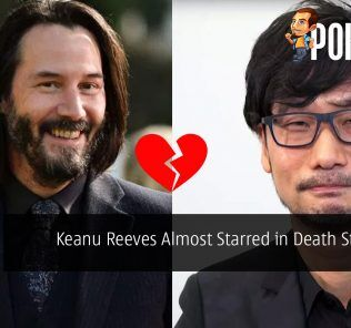 Keanu Reeves Almost Starred in Hideo Kojima's Death Stranding