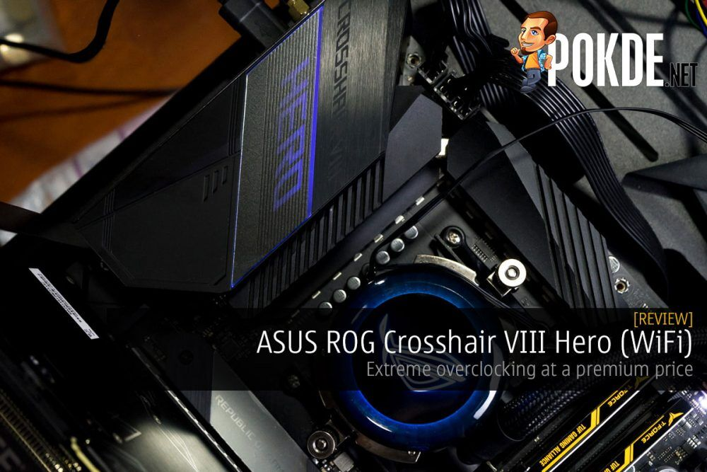 ASUS ROG Crosshair VIII Hero (WiFi) Review — extreme overclocking at a premium price 15