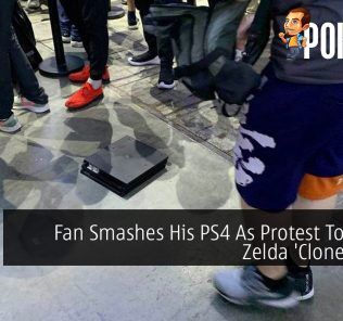 Fan Smashes His PS4 As Protest To Sony's Zelda 'Clone' Game 22
