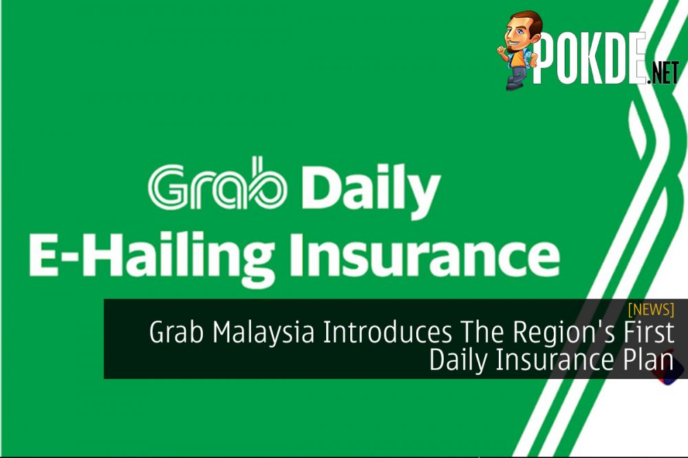 Grab Malaysia Introduces The Region's First Daily Insurance Plan 25