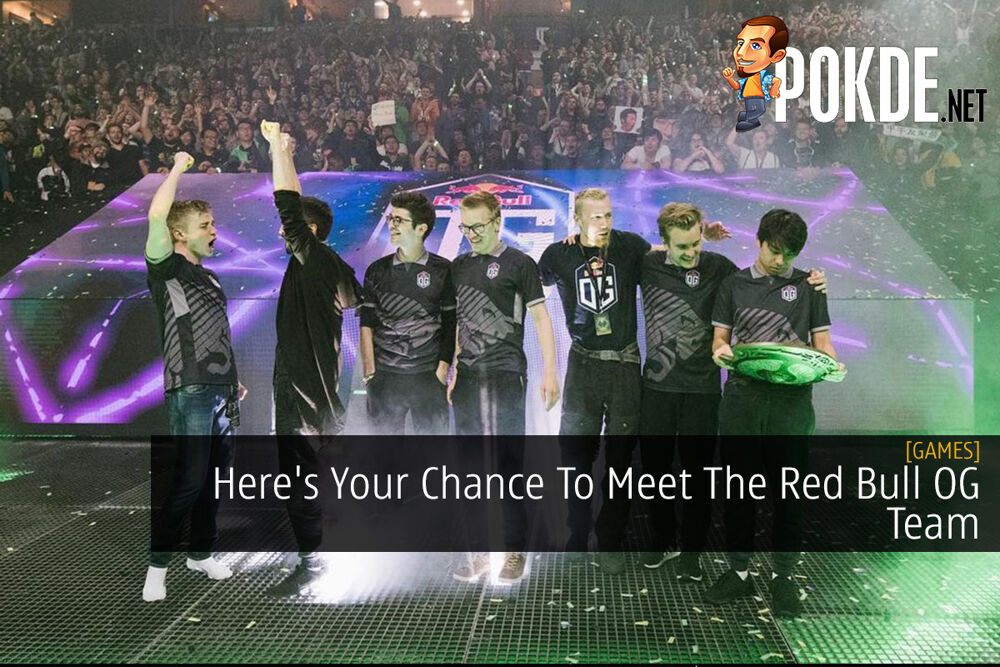 Here's Your Chance To Meet The Red Bull OG Team 22