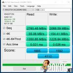 Kingston KC2000 M.2 PCIe NVMe 1TB SSD Review 25