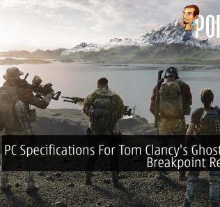 PC Specifications For Tom Clancy's Ghost Recon Breakpoint Revealed 30