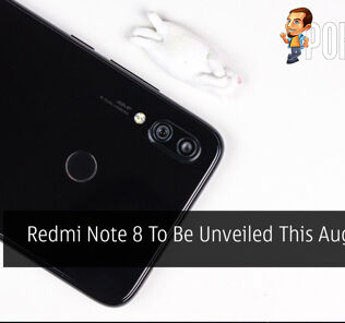 Redmi Note 8 To Be Unveiled This August 29 30