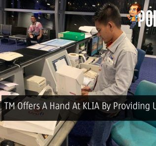 TM Offers A Hand At KLIA By Providing Unifi Air 23