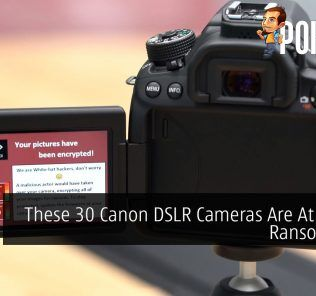 These 30 Canon DSLR Cameras Are At Risk Of Ransomware 18