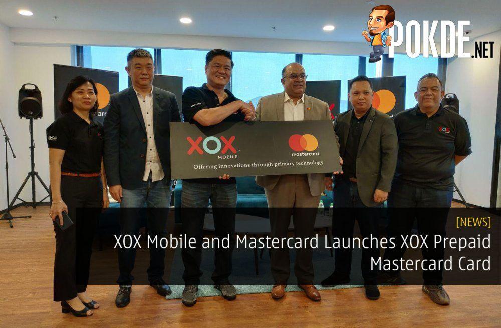 XOX Mobile and Mastercard Launches XOX Prepaid Mastercard Card 21