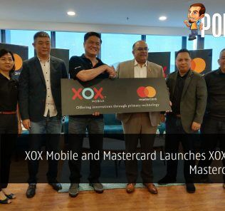 XOX Mobile and Mastercard Launches XOX Prepaid Mastercard Card 28