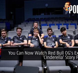 You Can Now Watch Red Bull OG's Exclusive 'Cinderella' Story For Free 23
