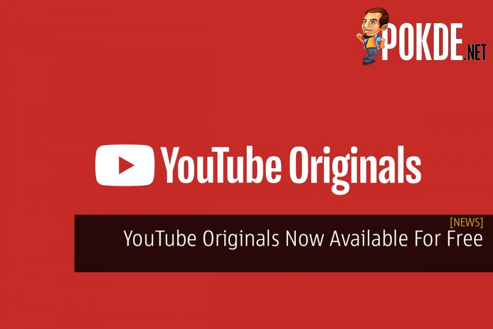YouTube Originals Now Available For Free 20