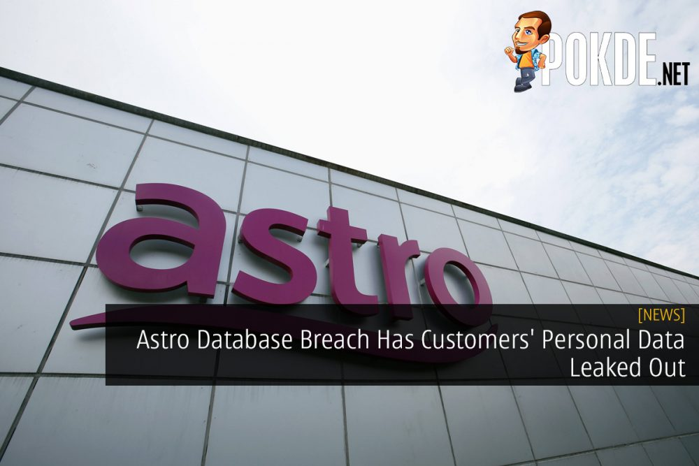 Astro Database Breach Has Customers' Personal Data Leaked Out 22
