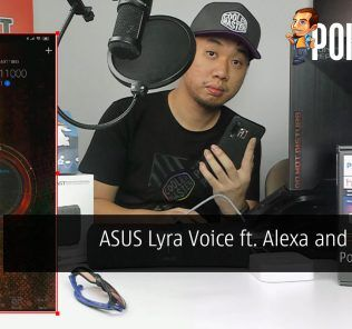 PokdeLIVE 26 — ASUS Lyra Voice ft. Alexa and friends 28