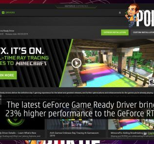 The latest GeForce Game Ready Driver brings up to 23% higher performance to the GeForce RTX cards! 26