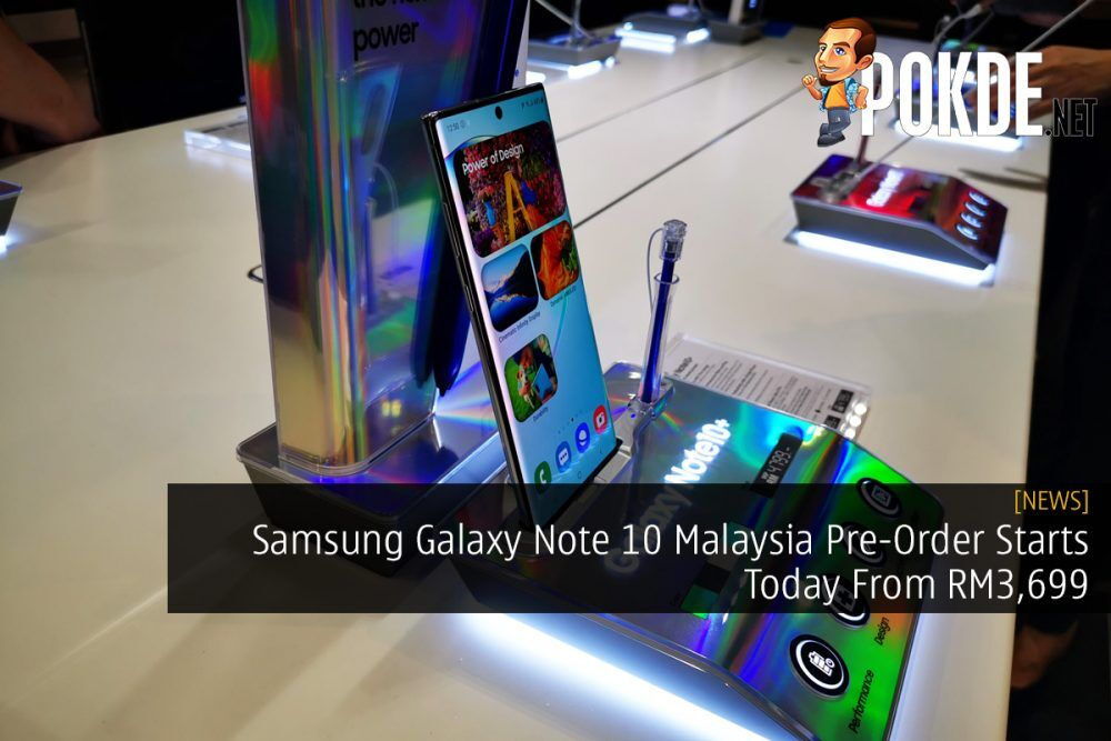 Samsung Galaxy Note 10 Malaysia Pre-Order Starts Today From RM3,699 18