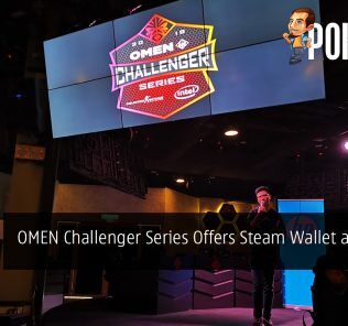 OMEN Challenger Series Offers Steam Wallet and More With Purchase of OMEN by HP Laptops