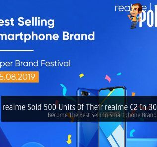 realme Sold 500 Units Of Their realme C2 In 30 Minutes — Become The Best Selling Smartphone Brand On Shopee 29