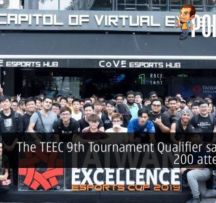 The TEEC 9th Tournament Qualifier saw over 200 attendees! 26