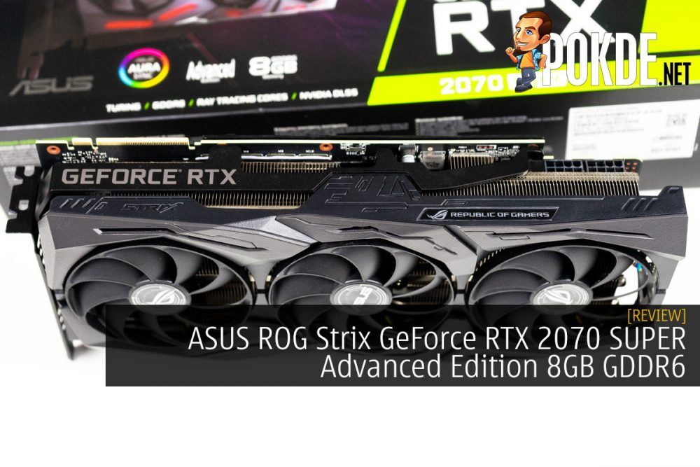 ASUS ROG Strix GeForce RTX 2070 SUPER Advanced Edition 8GB GDDR6 Review 18