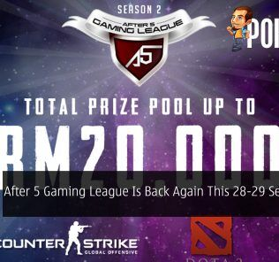 After 5 Gaming League Is Back Again This 28-29 September 2019 — Offering Prize Pool Up To RM20,000 28