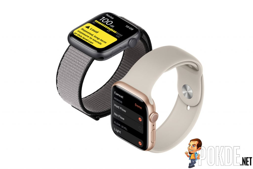 Apple Watch Series 5 health
