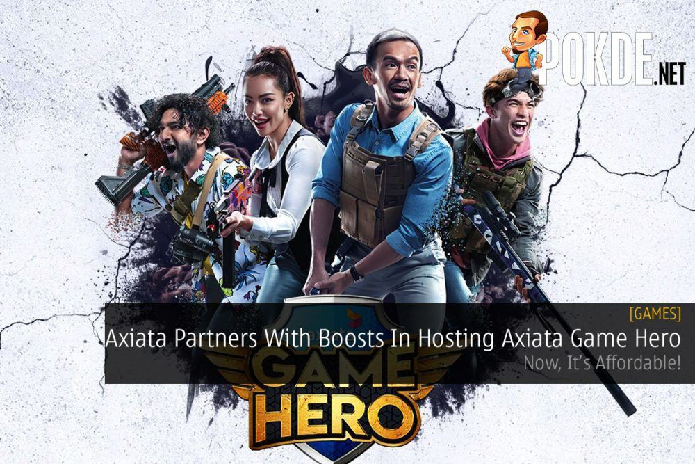 Axiata Partners With Boosts In Hosting Axiata Game Hero — Free Fire Tournament With RM500,000 Prize Pool 18