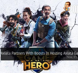 Axiata Partners With Boosts In Hosting Axiata Game Hero — Free Fire Tournament With RM500,000 Prize Pool 23