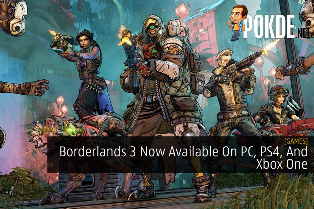 Borderlands 3 Now Available On PC, PS4, And Xbox One 26