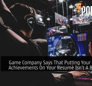 Game Company Says That Putting Your Gaming Achievements On Your Resumè Isn't A Bad Idea 21