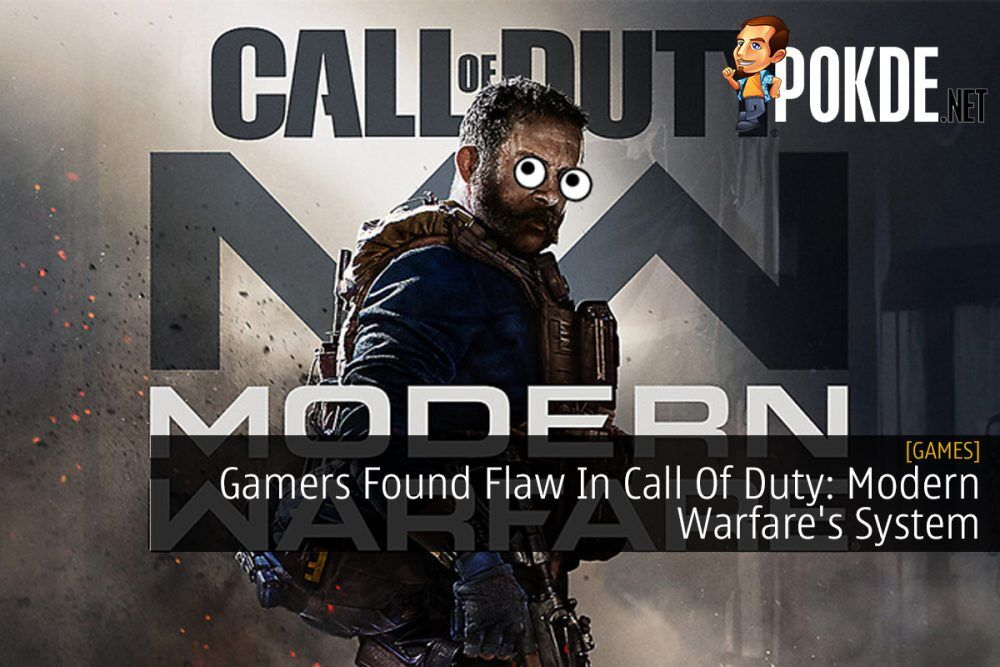 Gamers Found Flaw In Call Of Duty: Modern Warfare's System 26
