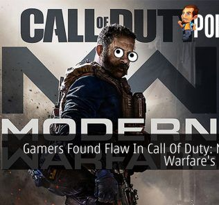 Gamers Found Flaw In Call Of Duty: Modern Warfare's System 21
