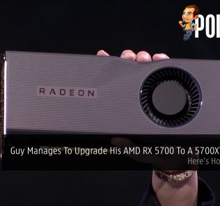 Guy Manages To Upgrade His AMD RX 5700 To A 5700XT Graphics — Here's How He Did It 24