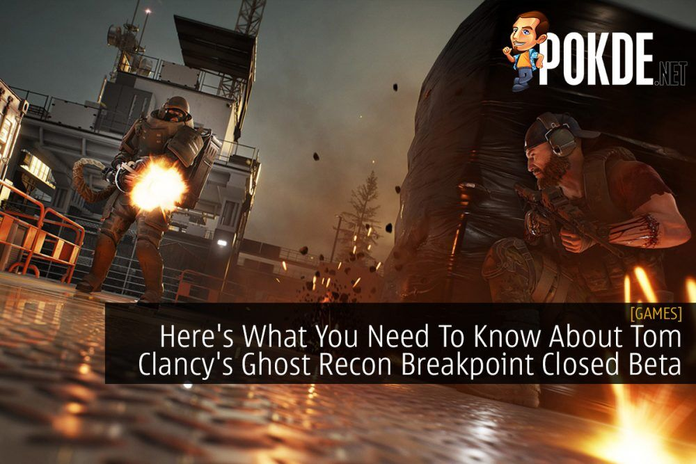 Here's What You Need To Know About Tom Clancy's Ghost Recon Breakpoint Closed Beta 21