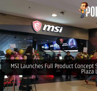 MSI Launches Full Product Concept Store In Plaza Low Yat 24