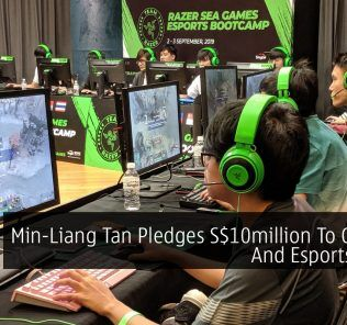 Min-Liang Tan Pledges S$10million To Gaming And Esports Scene 15