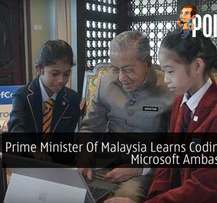 Prime Minister Of Malaysia Learns Coding With Microsoft Ambassadors 15