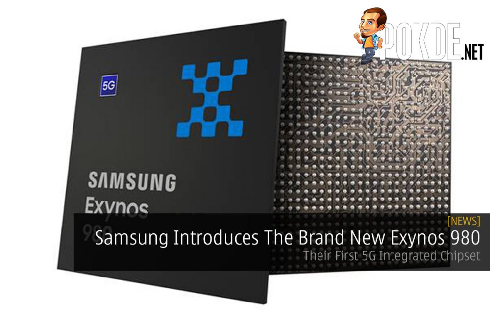 Samsung Introduces The Brand New Exynos 980 — Their First 5G Integrated Chipset 20