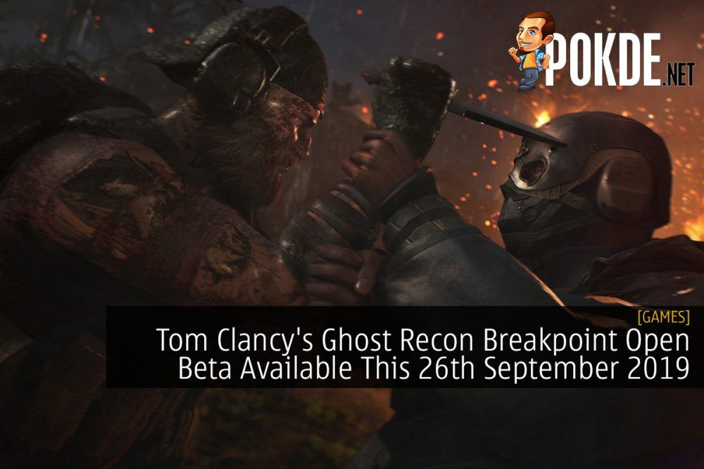 Tom Clancy's Ghost Recon Breakpoint Open Beta Available This 26th September 2019 24