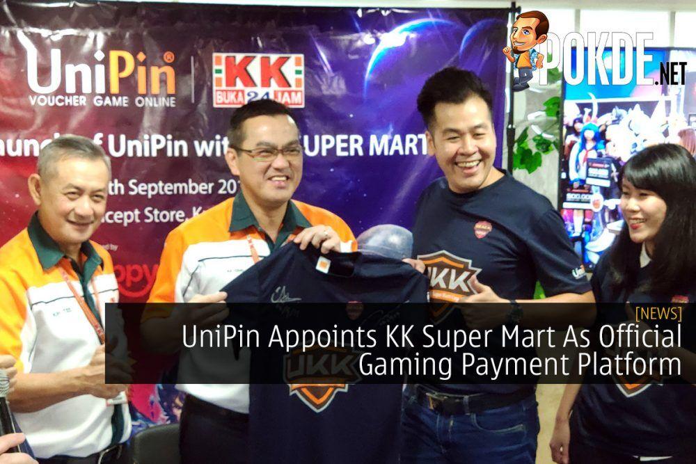 UniPin Appoints KK Super Mart As Official Gaming Payment Platform 25