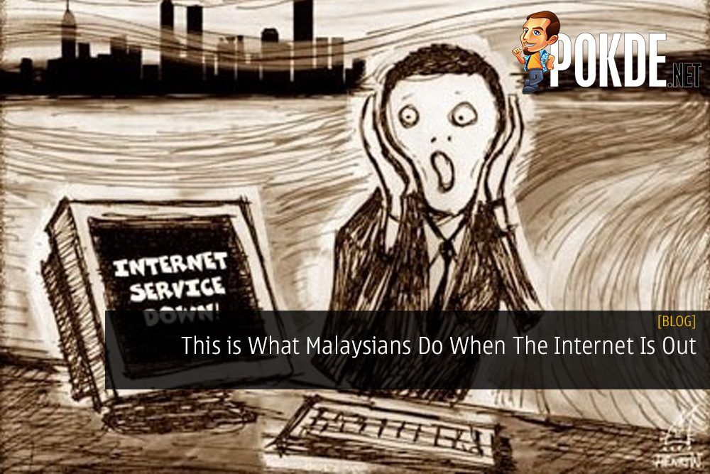 This is What Malaysians Do When The Internet Is Out 21